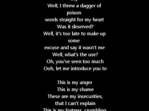 All of Me - Meatloaf (Lyrics)