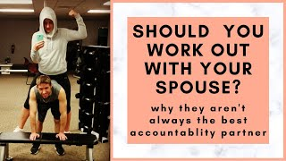 Should you work out with your spouse?