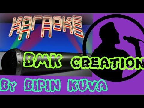 Itni shakti hame dena data karaoke bollywood| by BMK creation(Bipin Kuva)