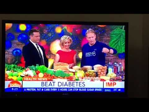 Mark MacDonald live on the Today Show
