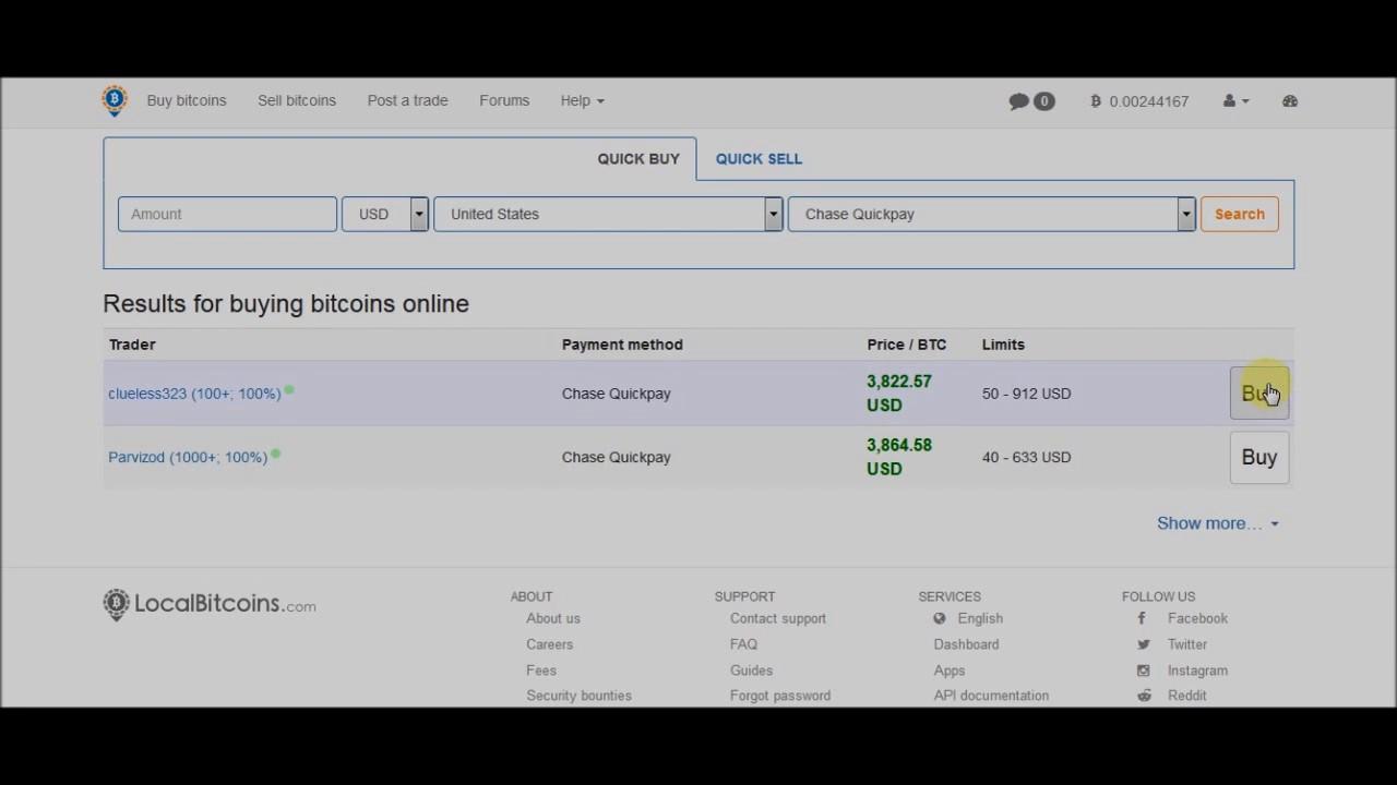 bitcoin chase bank bitcoin rinkos dalis kriptocurrency