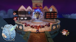 Crash Bandicoot: Warped (PS4) - Part 4: Does it come with marshmallows?