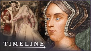 When Henry VIII Fell In Love With Anne Boleyn | The Lovers Who Changed History | Timeline