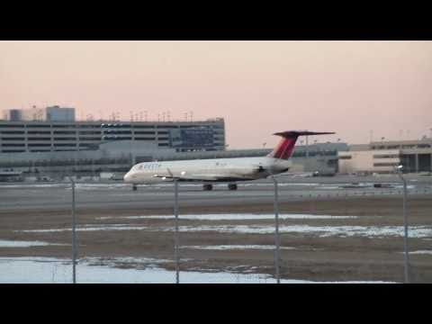 Minneapolis International Airport Spotting