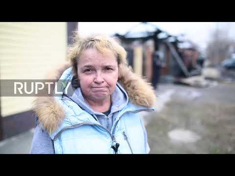 Russia: Locals react to anti-IS operation in Siberia's Tyumen