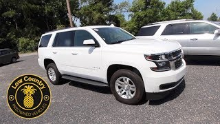 The 2017 Chevrolet Tahoe LT - For Sale Review | Charleston Car Videos