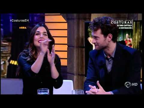 Adriana Ugarte y Peter Vives: