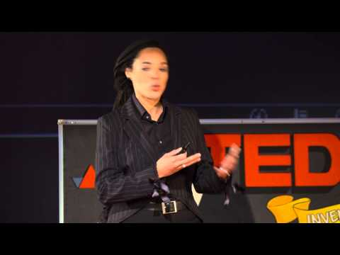 The power of privilege: Tiffany Jana at TEDxRVAWomen