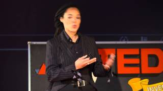 The power of privilege: Tiffany Jana at TEDxRVAWomen