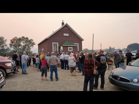 Sept  11 MD of Pincher Creek Coalfields wildfire update session