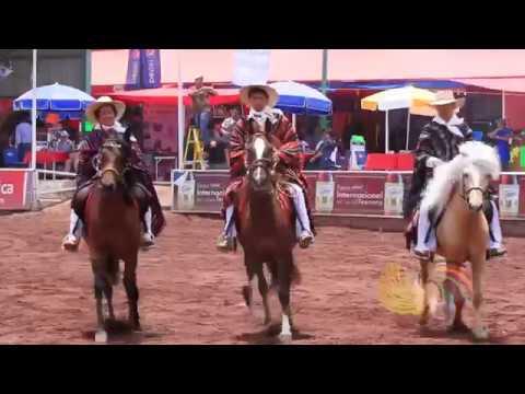 Así se vive la Feria Internacional del Caballo en Texcoco