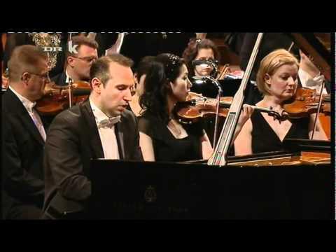 Simon Trpčeski, Danish National Symphony Orchestra - S. Prokofiev - Piano Concerto No. 3, 1 Mov