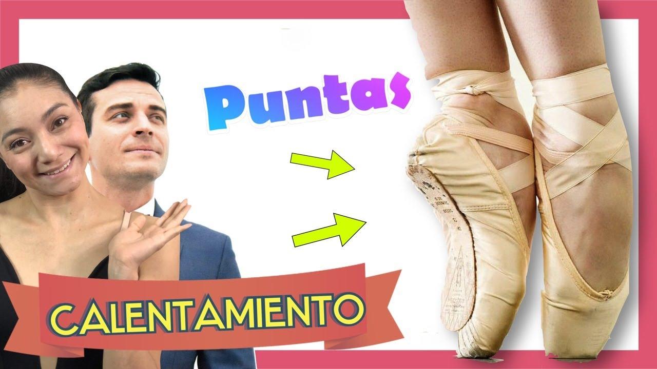 🔴 COMO CALENTAR en PUNTAS de BALLET / Charla Puntos claves para Calentar en #Puntas #Ballet