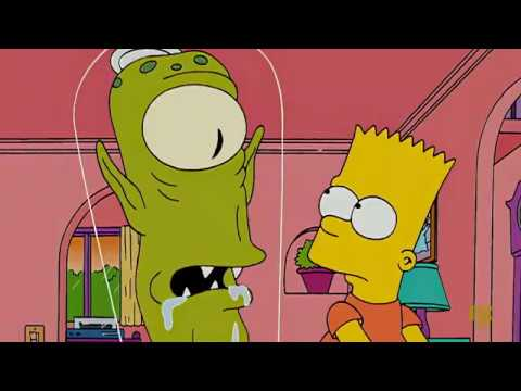 The Simpsons - Treehouse Of Horror XVIII Part 1/4 UNCut
