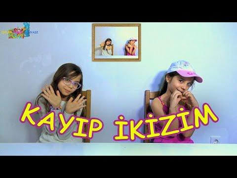 HAYATIMIN SÜRPRİZİ - KAYIP İKİZİM VARMIŞ ve ONU BULDUM - Eğlenceli Çocuk Videosu - Funny Kids Videos