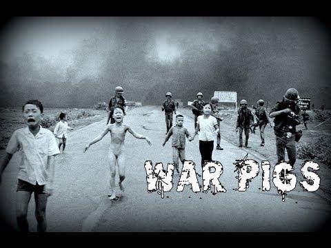 Faith No More - War Pigs | Lyrics y Subtítulos Inglés - Español