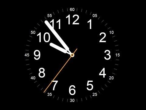 ⭐ Живые обои Apple Watch Clock | Скачать бесплатно | На рабочий стол ⭐