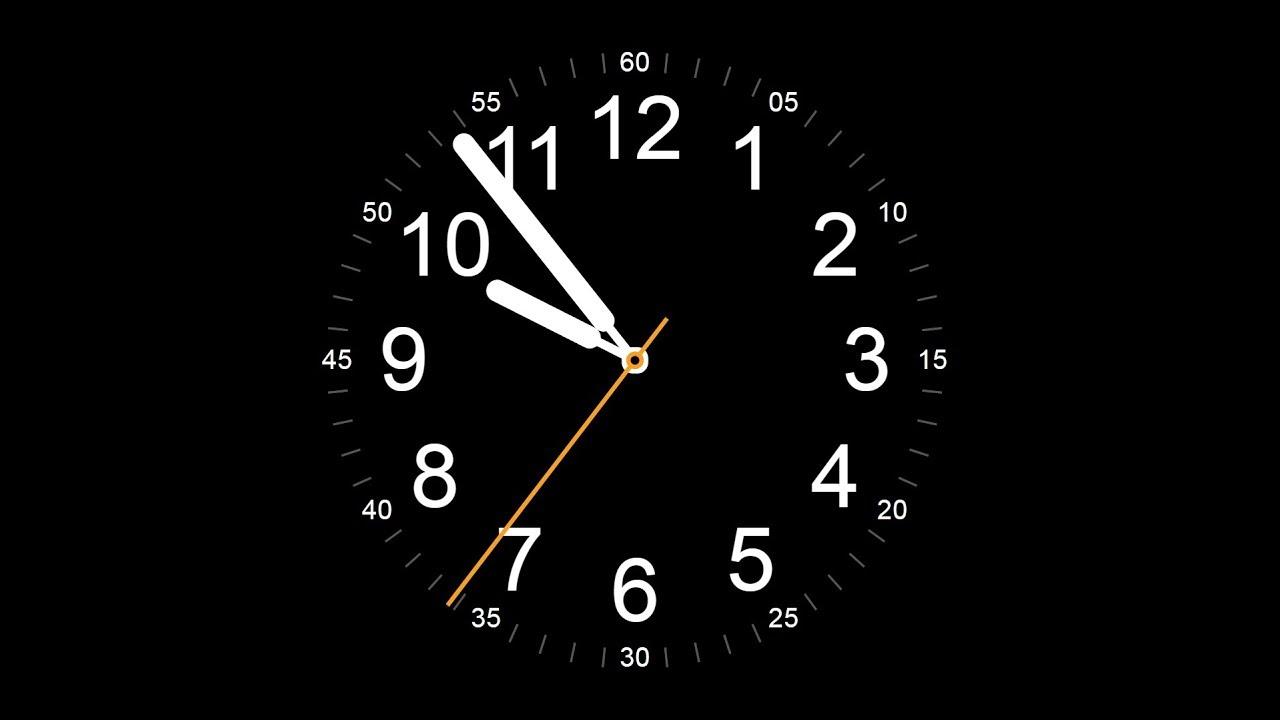 картинки на рабочий стол анимация часы металл платина