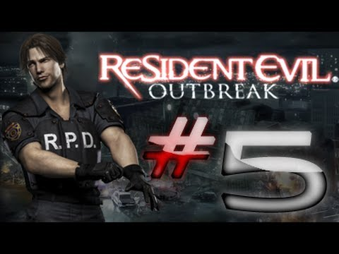 Resident Evil: Outbreak - The Hive - Detonado (Walkthrough) Parte 5 HD