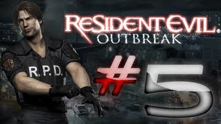 Resident Evil Outbreak Detonado (Walkthrough) Parte 5 HD