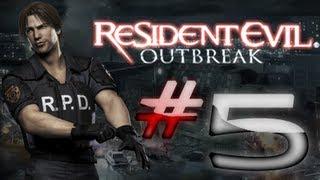 Resident Evil Outbreak Detonado (Walkthrough) Parte 5 HD