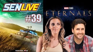 Most Anticipated Movies of 2020 (June-Dec) w/ ROXY + REILLY - SEN LIVE #39