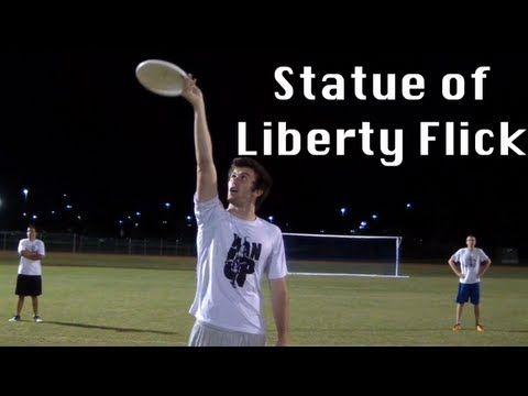 Statue of Liberty Flick | Brodie Smith