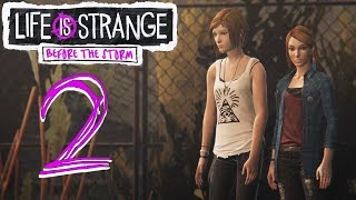 What A Beautiful Beginning Of A Friendship|Life Is Strange: Before The Storm #2