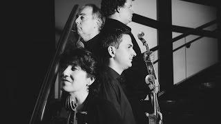 Montclaire String Quartet - Bernard Herrmann: Echoes for String Quartet