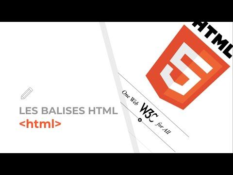 Explication De L'élément Html Dans Un Page HTML