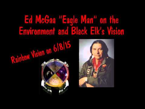 """Ed McGaa """"Eagle Man"""" on Black Elk Visions and Mother Earth"""