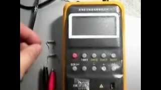 BR886A-Resistance measuring (0.01..-1000ohm/with test pins сompensation).avi