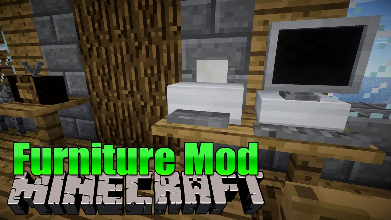 Mrcrayfish Furniture Mod Minecraft Mod