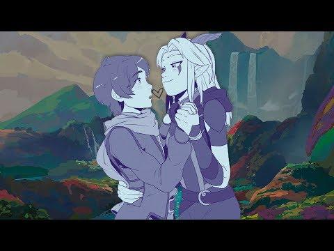 Рейла и Каллум ❤️ Рейллум. Принц-Драконов. Rayllum (Love Me Like You)
