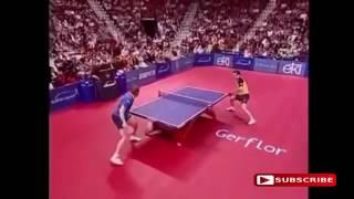 olahraga tenis meja paling mengagumkan, skil tingkat dewa