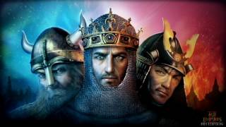 Age of Empires 2 HD -  Full Soundtrack