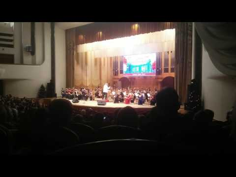 Samara Philharmonic hall 23/12/2016 P#2 Professional holiday day of the power engineering specialist