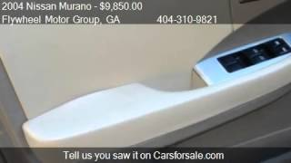 2004 Nissan Murano  - for sale in Alpharetta, GA 30004