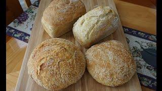 No-Knead Bread 101
