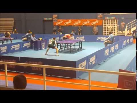 Table Tennis Latin American. Tennis de Mesa Latinoamericano 2014. 01