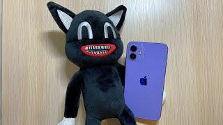 Cartoon Cat iPhone 12 Incoming Call