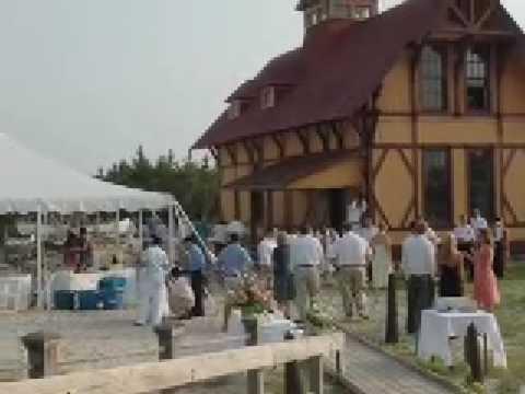 Indian River Life Saving Station Museum Wedding Facility Al Promo