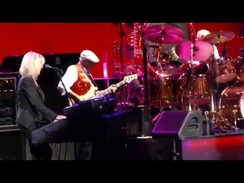 """You Make Loving Fun"" Fleetwood Mac@Wells Fargo Center Philadelphia 10/15/14"