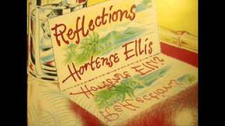 Hortense Ellis--You