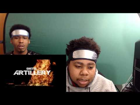 MORE FOREIGN HEAT! Ghetts - Artillery (Official Video) HQ (Reaction)