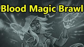 Hearthstone Tavern Brawl: Blood Magic Brawl