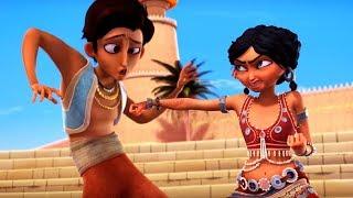 Шахерезада -  Нерассказанные истории  - Волшебная лампа – мультфильм для детей - сказки