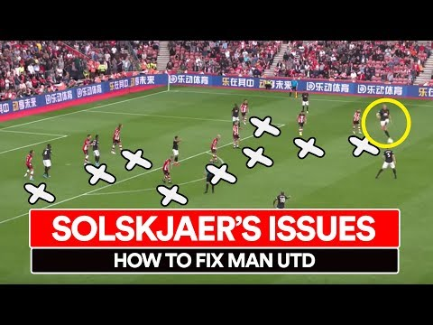 SOLSKJAER'S ISSUES: WHAT MAN UTD MUST FIX