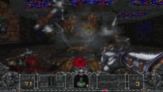 Hexen - Amiga Vampire2 RTG (no audio)