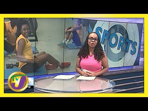 Sunshine Girls Back in Training | TVJ Sports